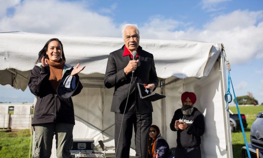 'The fight for Ihumātao is a fight for all Aucklanders'